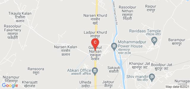 Raja Mahendra Pratap Post Graduate College, National Highway 58, Gurukul Narsan, Haridwar, Uttarakhand, India