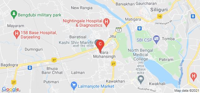 Siliguri B.Ed College, Kadamtala, Darjeeling, West Bengal, India