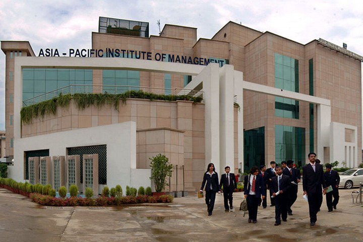 Asia-Pacific Institute of Management, New Delhi: Admission 2021, Courses,  Fee, Cutoff, Ranking, Placements & Scholarship