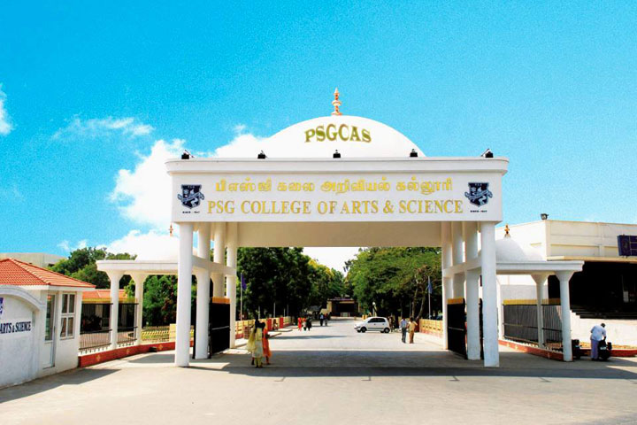 Psgcas Courses Fee Cut Off Ranking Admission Placement Careers360 Com