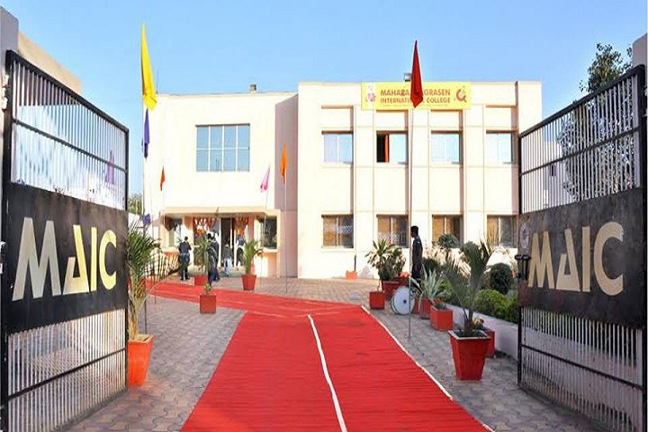 Maharaja Agrasen International College Maic Raipur Courses Fee Cut Off Ranking Admission Placement Careers360 Com