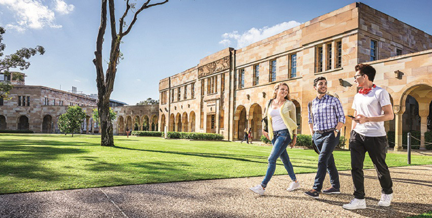 University of Queensland to present Australian Education to Indian students