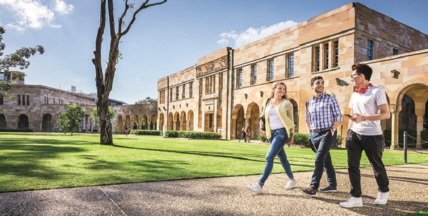 Australia universities plan for foreigner return