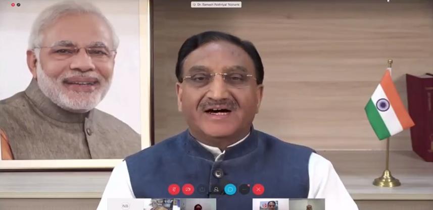 JEE Main 2021 to be held in regional languages, says Ramesh Pokhriyal