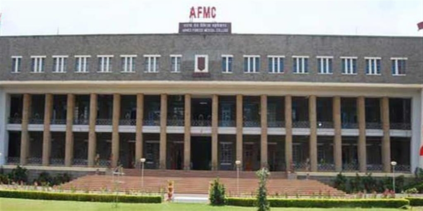 AFMS PG Medical Admission 2019