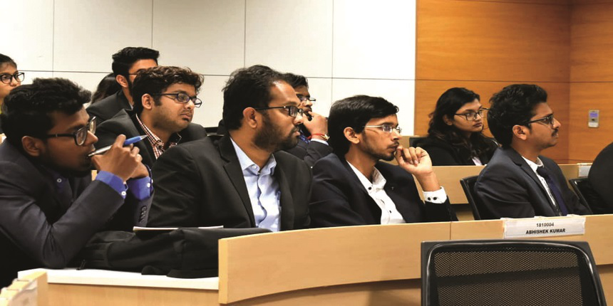 Where students think like CEOs: Management at IIM Visakhapatnam