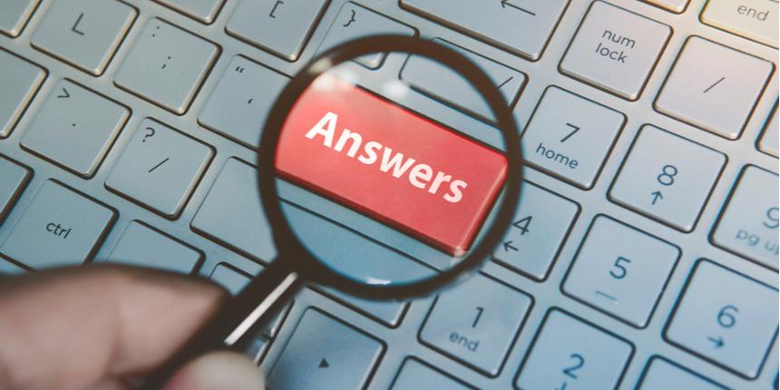 KVS Answer Key 2019