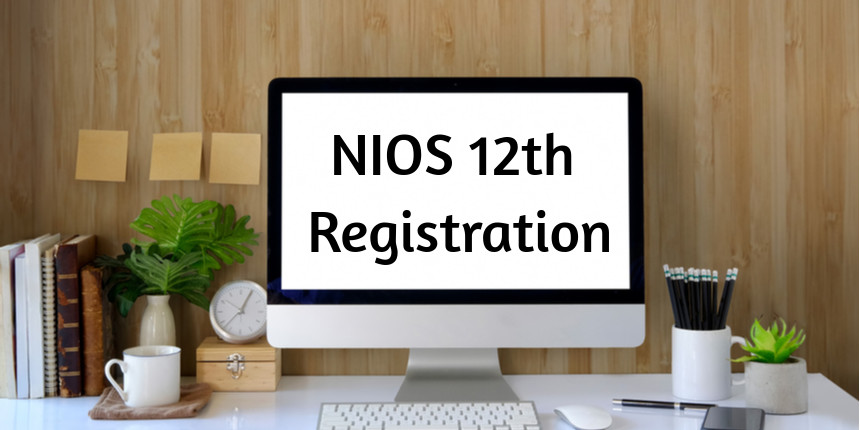 NIOS 12th Registration 2020