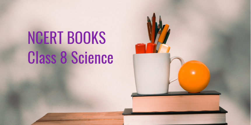 NCERT Books for class 8 Science