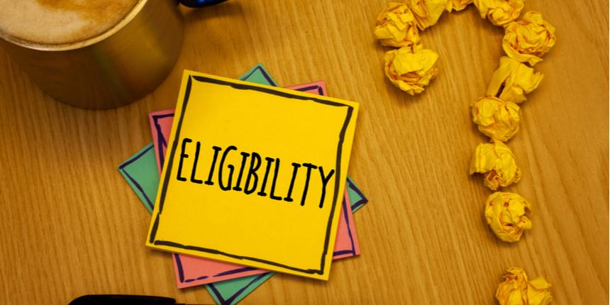 SBI SO Eligibility Criteria 2019