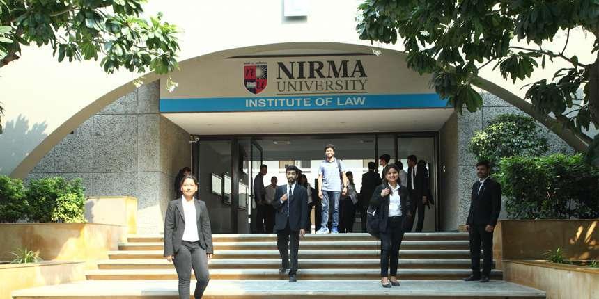 Nirma University Campus Life: Virtual tour by Shubham Vijay
