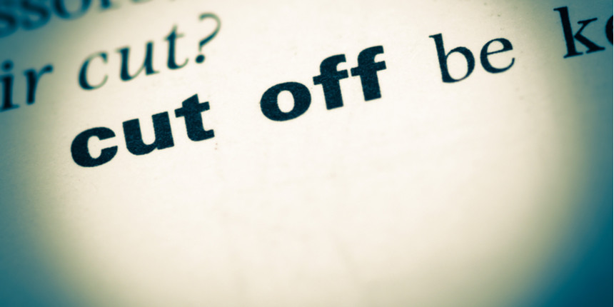 MAH HM CET Cut Off 2019