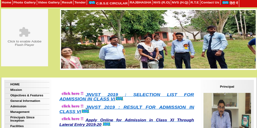 JNVST class 6 selection list released; check Navodaya result 2019 here
