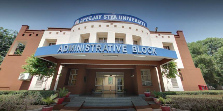 Apeejay Stya University commences admission for BA LLB (Hons), BBA LLB (Hons) and LLB