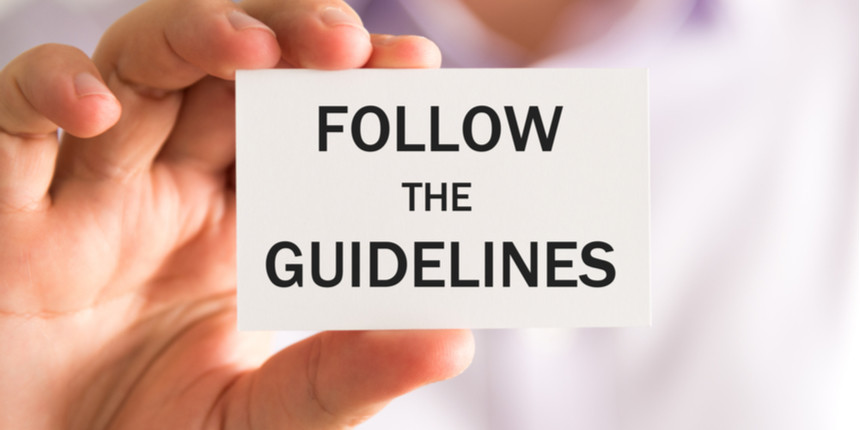 DU LLB 2019 Exam Day Guidelines