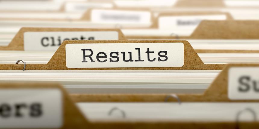 St. Xavier's BMS Result 2020