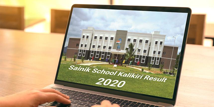 Sainik School Kalikiri Result 2020