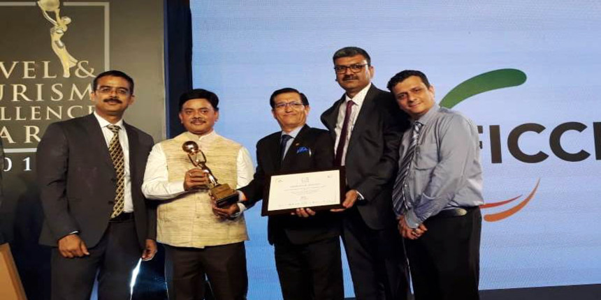 Amity Institute of Travel and Tourism bags FICCI's Best Institute Award