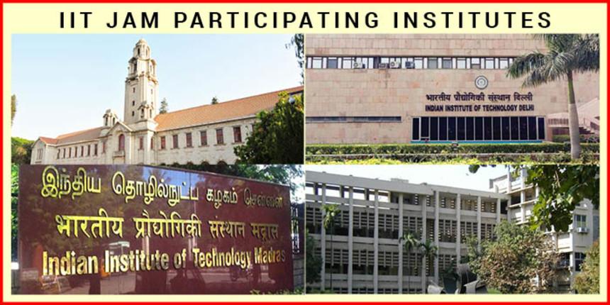 JAM Participating Institutes 2020
