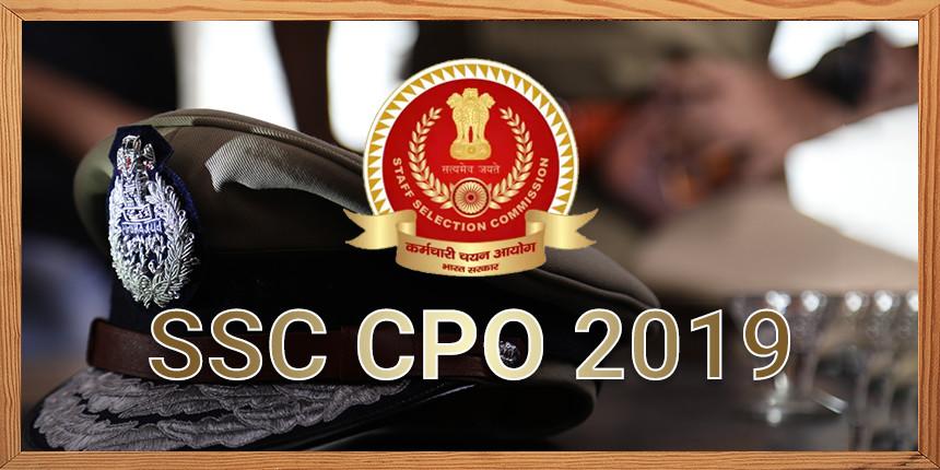 SSC CPO 2019