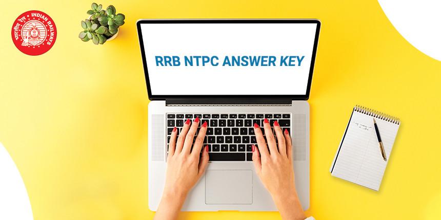 RRB NTPC Answer Key 2019