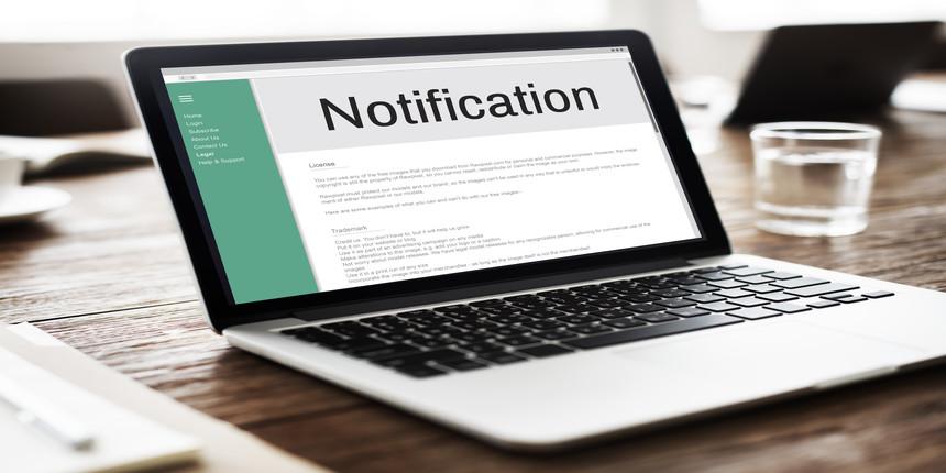 UPSC ESE Notification 2020