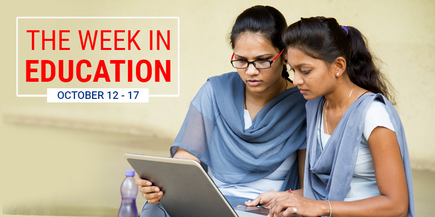 The Week In Education: NEET result, DU admission and a central scheme