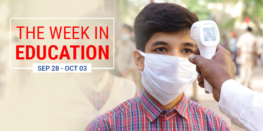 The Week In Education: Unlock 5, protests and exams