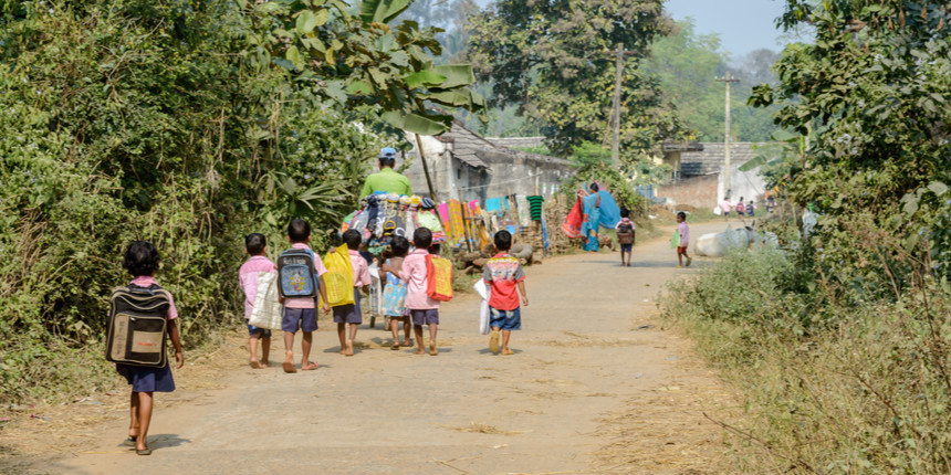 Odisha plans to close 7,700 schools but a village is fighting back
