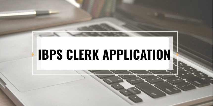 ibps clerk 4 application form download