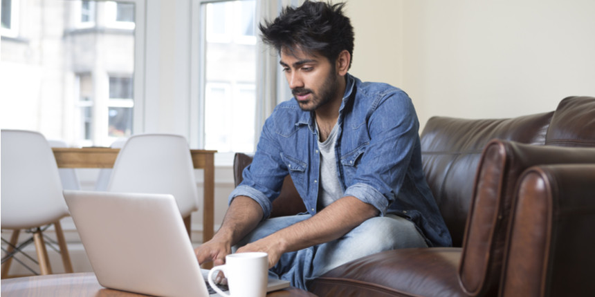 Coronavirus: What is it like for the newly-employed to work from home?