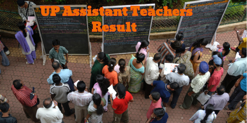 UP 69, 000 Assistant Teacher recruitment result announced - 1.4 lakh candidates qualify exam