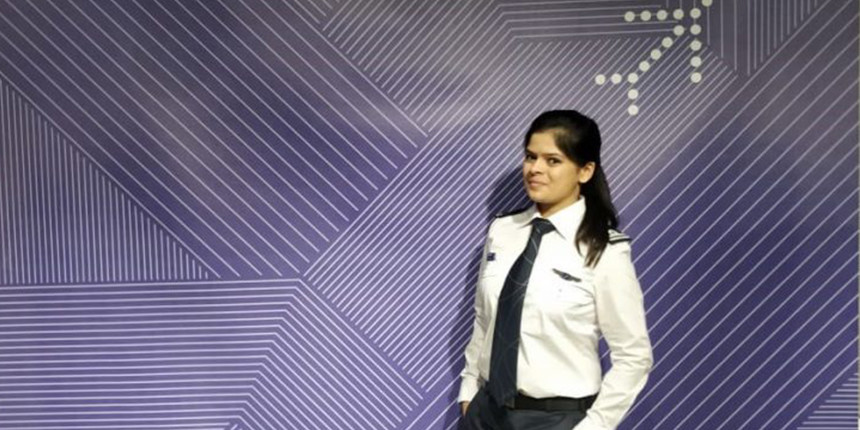 UPES alumna becomes first woman commercial pilot from Sambhar Lake, Rajasthan