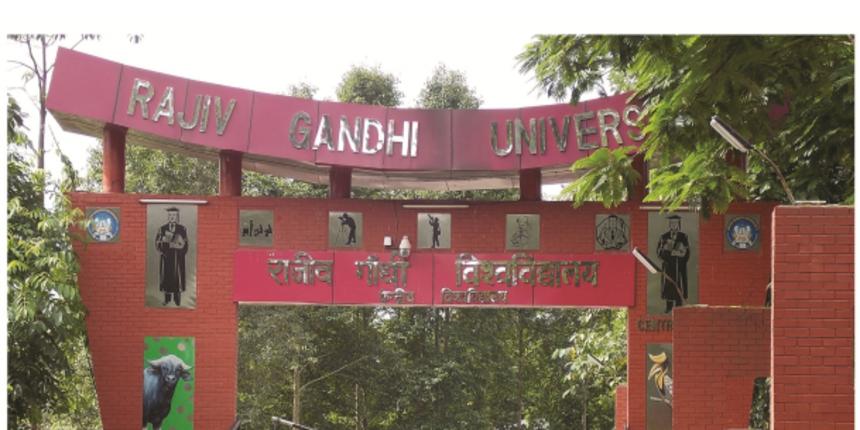 Union Sports Ministry selects Rajiv Gandhi University for NCSSR scheme