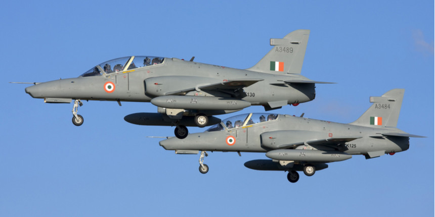 Indian Air Force Releases AFCAT 02/2020 Official Notification; Check Details
