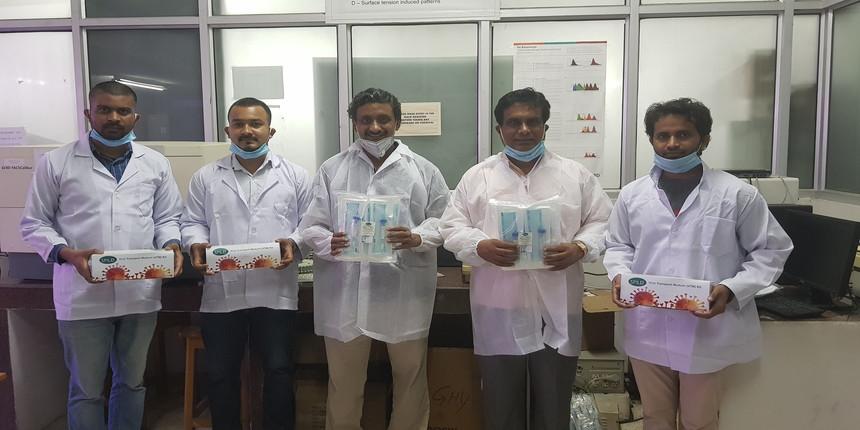 IIT Guwahati develops kit to transport COVID-19 tests