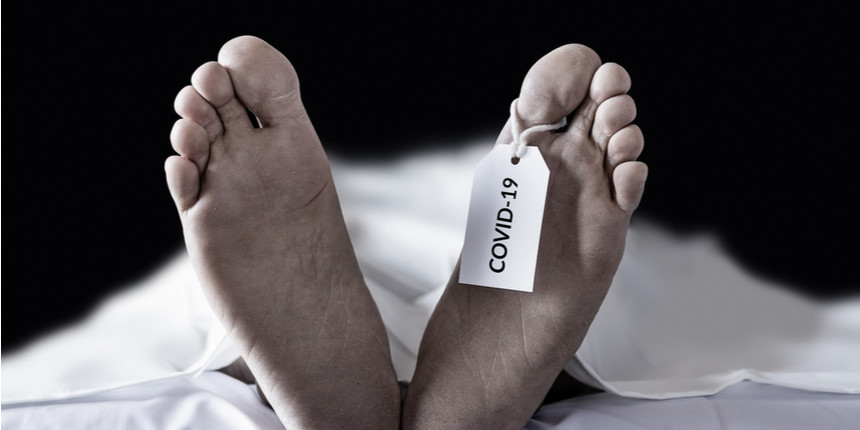 Class 12 boy handles bodies of COVID-19 victims for mother's medicines, fees