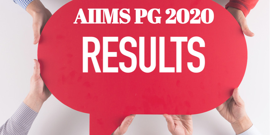 AIIMS PG 2020 result out at aiimsexams.org - know the toppers and their percentile