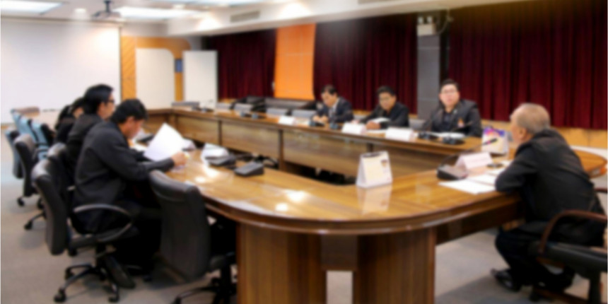 MCI formed a committee to monitor minimum standards of medical colleges