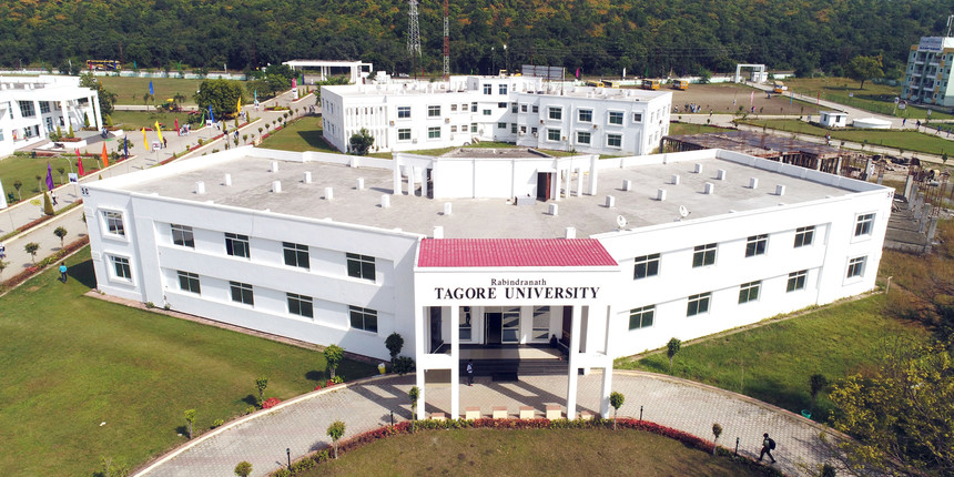 Rabindranath Tagore University invites applications for academic session 2020