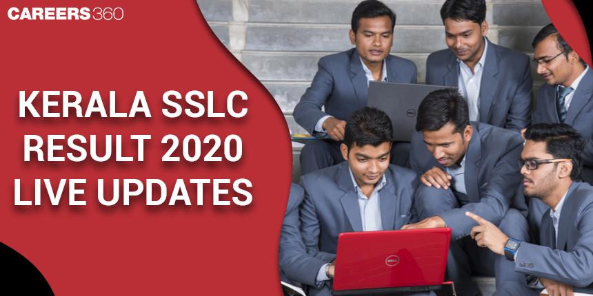 Kerala SSLC Result 2020 Live Updates; Check 10th result 2020 @keralaresults.nic.in
