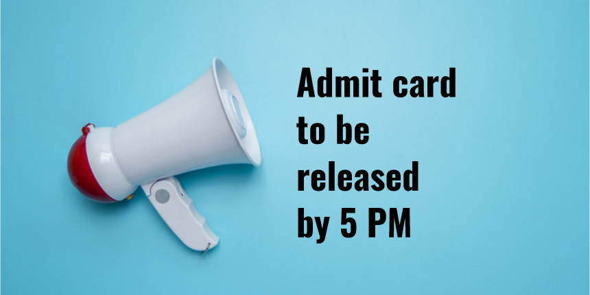 AIIMS nursing/PG/MDS/MCh/DM 2020 admit card to be released by 5 PM