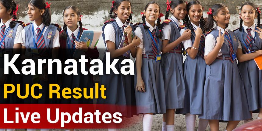 2nd PUC Result 2020 Karnataka (Declared) Live Updates; Check Karnataka PUC results @karresults.nic.in