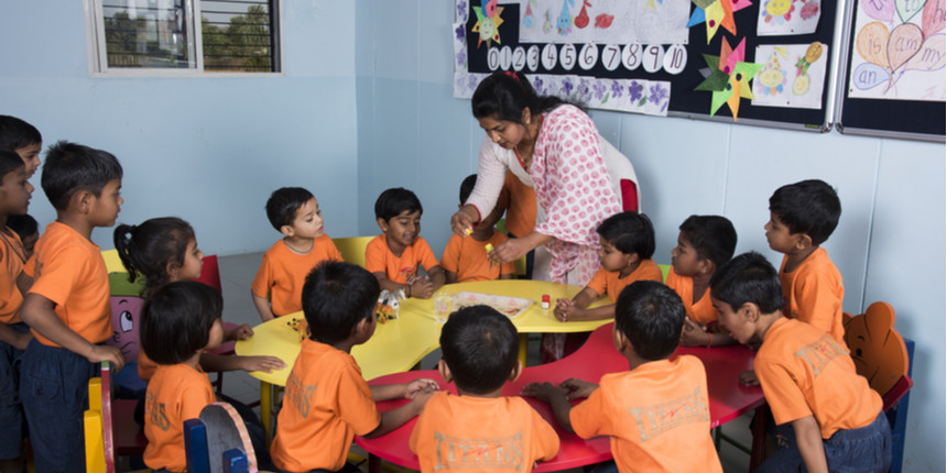 Haryana Government to open 1,000 playschools