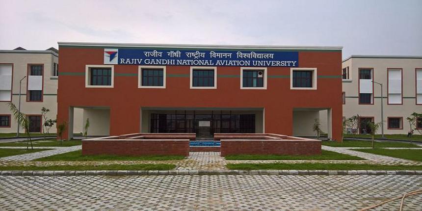 Rajiv Gandhi National Aviation University announces admissions 2020