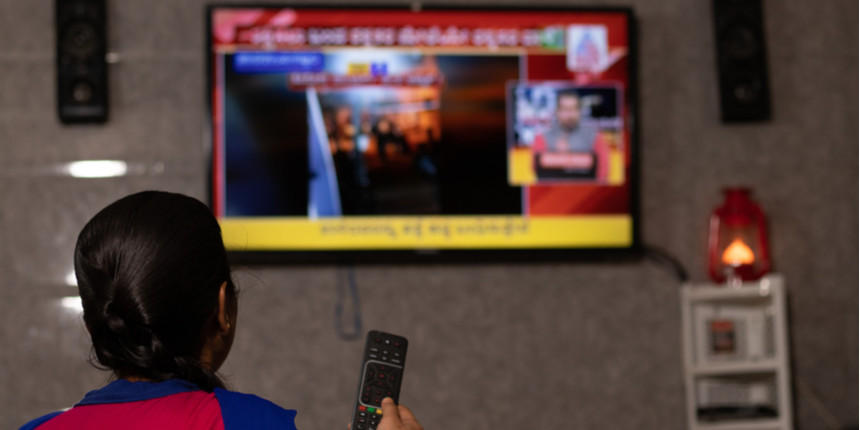COVID-19: Education for Class 10, 12 moves to TV mode in Tamil Nadu