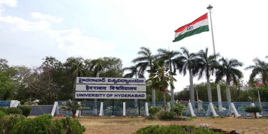 University of Hyderabad gets 12% more applications this year
