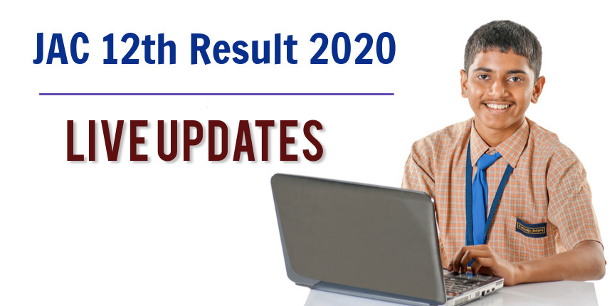 JAC 12th Result 2020 (OUT) Live Updates; Check Jharkhand Class 12 Result @jacresults.com