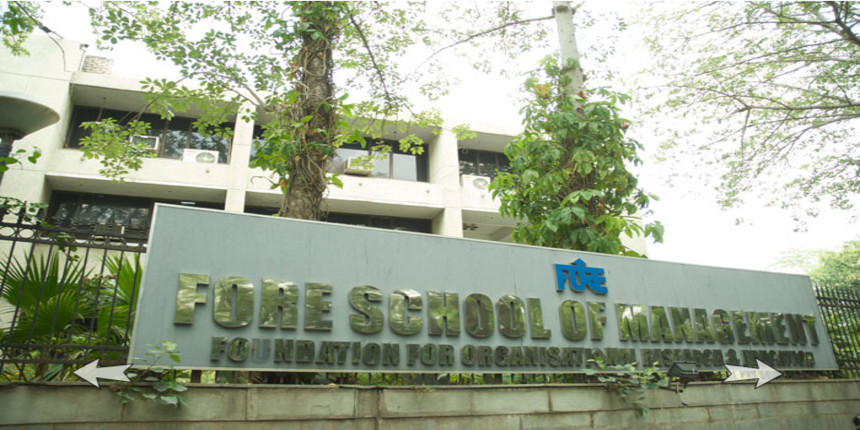 FORE School of Management begins online classes