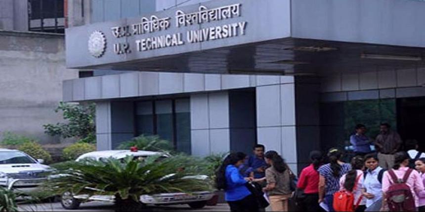 Final year exams at AKTU, KMCLU in September 2020